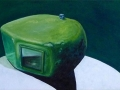 essential (2010) - oil on linen - 57/95cm